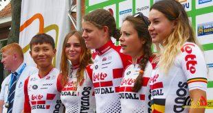 BeNe Ladies Tour Essen - Roosendaal - (c) Noordernieuws.be 2019