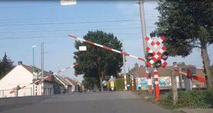 Problemen spoorwegovergang Heikantstraat