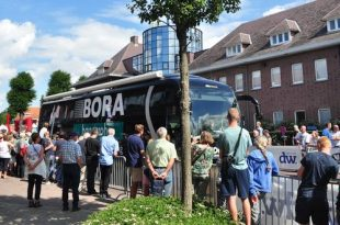 Verkeershinder Essen vanwege BeNe Ladies Tour