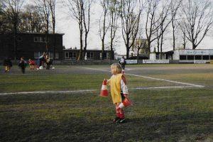 001 Damesvoetbal - De hobby van Isabelle Vermeiren - Noordernieuws.be 2019 - 01s