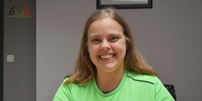 Damesvoetbal - De hobby van Isabelle Vermeiren