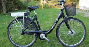 Hoe vervoer je een elektrische fiets met de auto