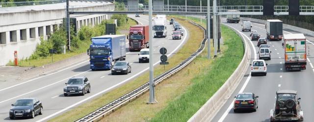 Werken E19 tussen Sint-Job-in-'t-Goor en Kleine Bareel na dit weekend klaar
