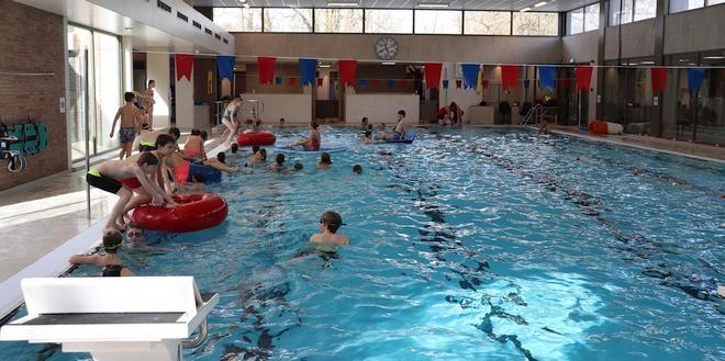 Zwembad gesloten op maandag 2 september