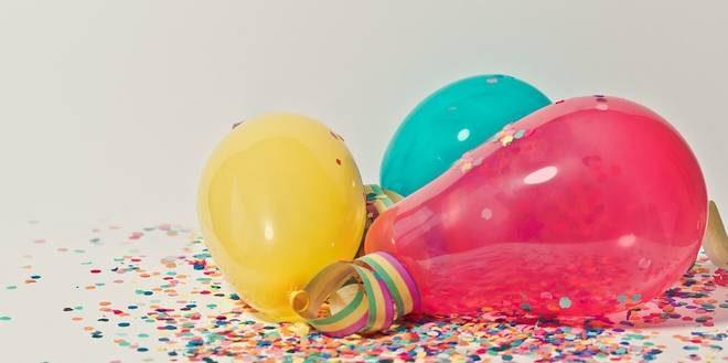 65-jarigen vieren feest