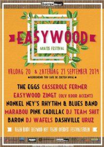Alle bands op gratis festival Easywood hebben link met Kalmthout