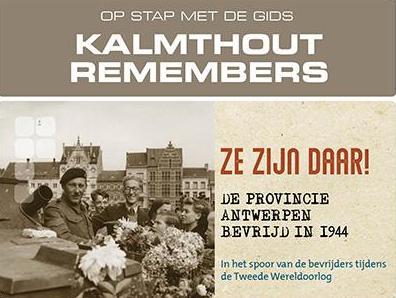 Bevrijdingswandeling in Heide op zondag 27 oktober