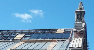 De eerste lichtdoorlatende zonnepanelen zijn er-