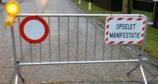 Deel Voorspoedstraat afgesloten
