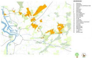 GroenRand geeft mening op Provinciaal Beleidsplan Ruimte