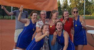 Kalmthoutse tennisploeg kampioen van België