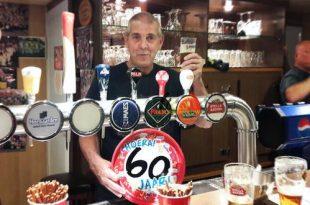Marc Meeusen 60 jaar - Cafe De Meeuw - (c) Noordernieuws.be 2019 - 20190903_195140