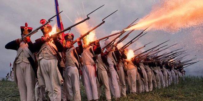 Slag van Wuustwezel 1814, Napoleon en zijn leger komen er aan!2