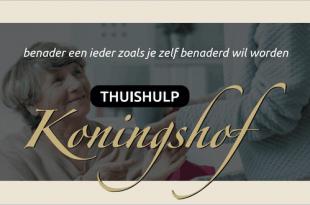 Thuishulp Koningshof - Voor Langer Onafhankelijk Wonen