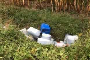 Tientallen vaten met drugsafval gedumpt in Essen