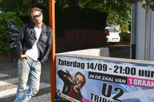 U2two Tribute Night - Sam Kramer - 't Graan Essen-Wildert