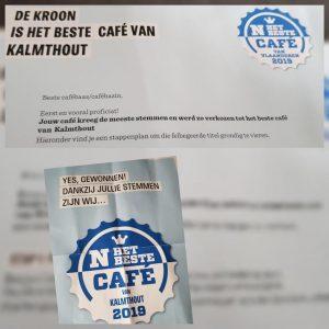 Cafe De Kroon beste café van Kalmthout2