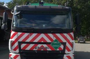 Camera op ophaalwagen detecteert zwerfvuil en sluikstort