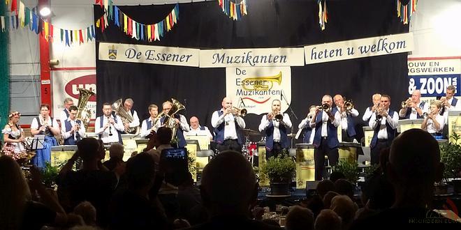 Essener Oktoberfeesten 2019 - De Essener Muzikanten - Noordernieuws.be - DSC00223u75