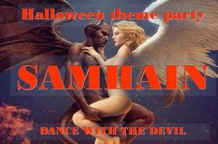 Halloween theme party fuif Samhain 01-11-2019 - Noordernieuws.be