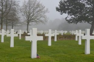 Kalmthout herdenkt bevrijding WOII 75 jaar geleden
