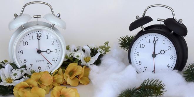 Komend weekend gaat de wintertijd in