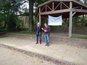 Lokaal talent wint poëziewedstrijd Grenspark Kalmthoutse Heide2
