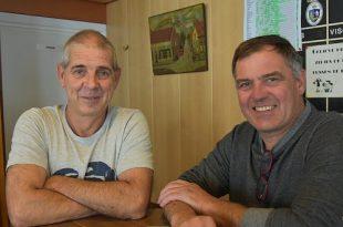 Mark Meeusen (meeuw) en Fons Van Dorst - Vrienden Voor Het Leven