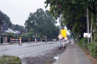 Nieuwe tussenfase wegenwerken Bredabaan (N1)