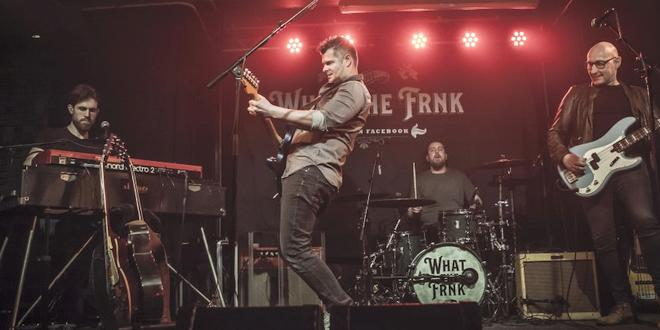 Nispen Blues presenteert What the FRNK