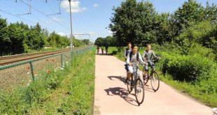 Start aanleg ontbrekend deel fietsostrade