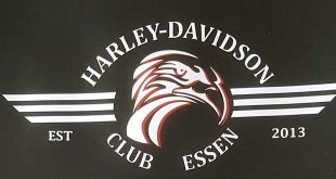 Zevende sluitingsrit Harley-Davidson Club Essen vertrekt van nieuwe locatie!