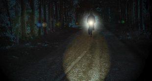 Zo fiets je veilig door het donker