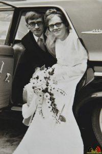Foto Gemma Van Opdorp en Armand Broos - 50 jaar liefde en wederzijds respect