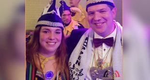 1a Suzy Kerstens is Prinses Carnaval - Essen - (c) Noordernieuws.be