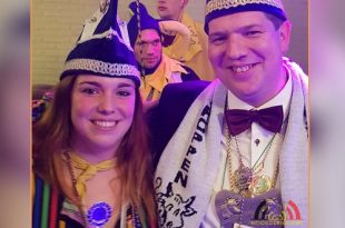 1a Suzy Kerstens is Prinses Carnaval - Essen - (c) Noordernieuws.be