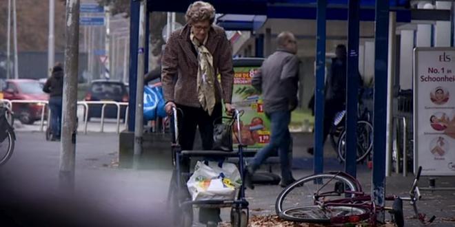 91-jarige vrouw slachtoffer van straatroof