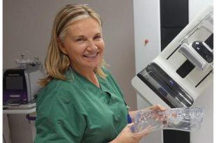 AZ Klina maakt mammografie veel minder pijnlijk