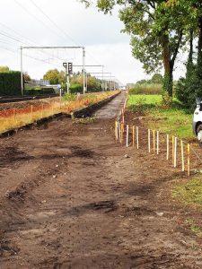 Aanleg laatste deel fietsostrade op Essens grondgebied gestart
