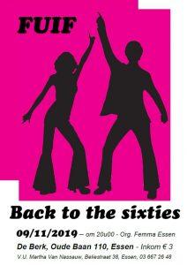Swing mee op nostalgische sixties muziek