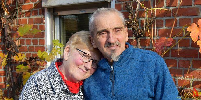 Gemma Van Opdorp en Armand Broos - 50 jaar liefde en wederzijds respect - (c) Noordernieuws.be - HDB_9469