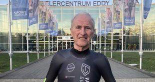Herman De Ridder klaar voor aanval op uurrecord 80+