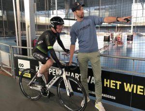 Herman De Ridder klaar voor aanval op uurrecord 80+2