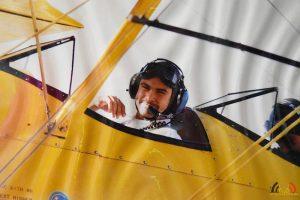 Jan Bervoets - Hobby luchtvaart - (c) Noordernieuws.be