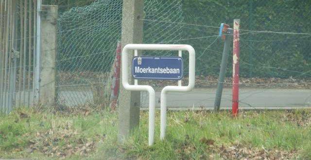Verdachte handelingen omgeving Moerkantsebaan