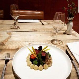 Lekkere gerechten in Bistro B23