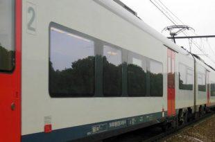 Spoorwegovergang Middenstraat onderbroken op 12 januari