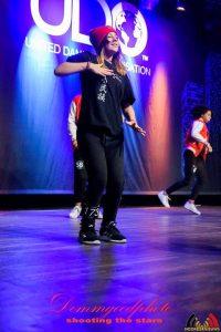 Chanel Jaycey Sarigül - Hobby Dansen
