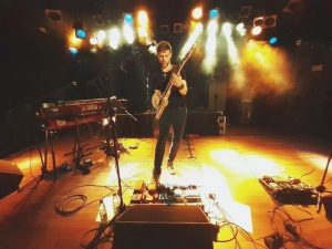 Nispen Blues presenteert Florian Lohoff Band2