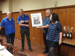 Sportvisvereniging Esvik sluit visseizoen af in café Volkshuis
